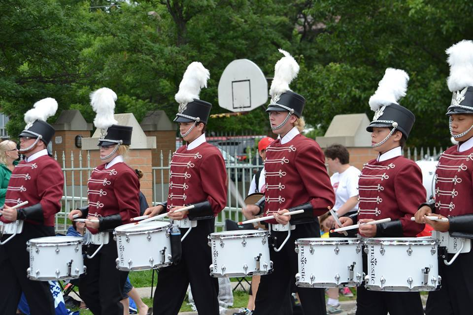 Cadets drum line tops in category at provincial championships